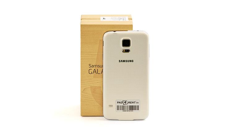 Samsung Galaxy S5 mieten