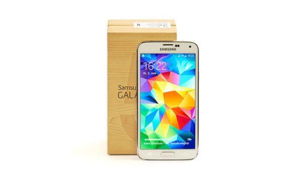 Samsung Galaxy S 5 mieten