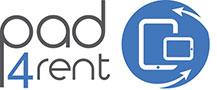 Smartphones und Tablets mieten logo