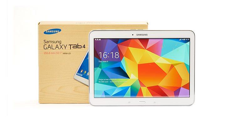 Samsung Tab 4 LTE mieten