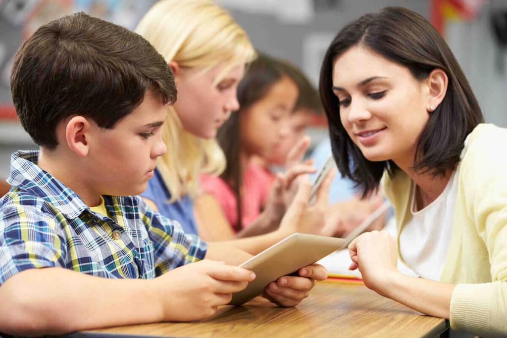 Tablet mieten interaktiver Unterricht
