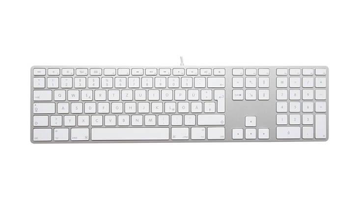 Apple Tastatur mieten