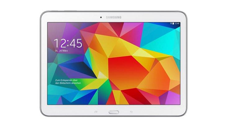 Samsung Galaxy Tab 4 mieten