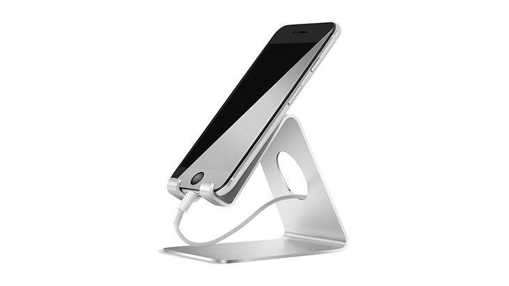 smartphone staender mieten