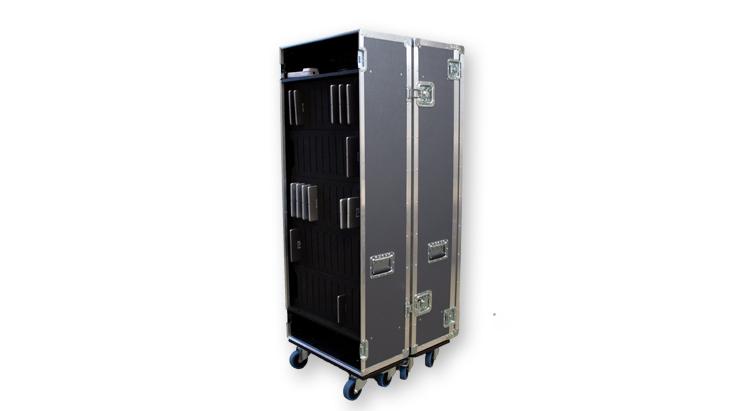 Flight Case Maxi ohne Tür